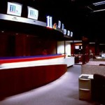 WXIA Newsroom, Studios, and Scenic Environments.