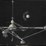 Moon raker Space Station